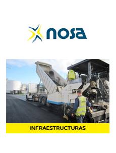 Gruponosa : Nosa - Infraestructuras